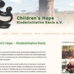 childrenshope-ev.de