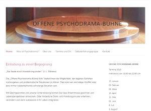 Psychodrama-Bühne Köln